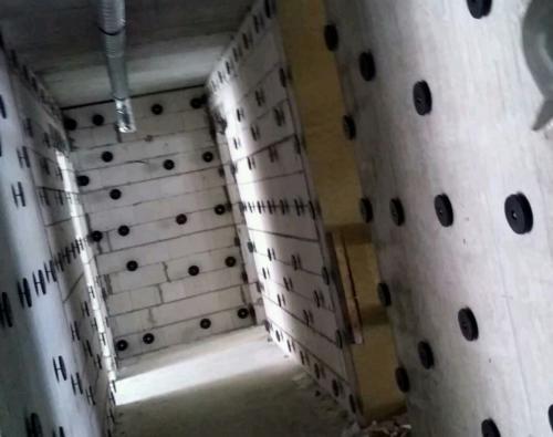 Steny stropy murivo